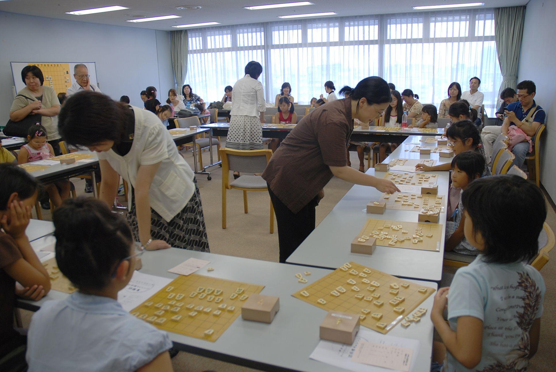 第2回小学生女流将棋名人戦99东京大会图片
