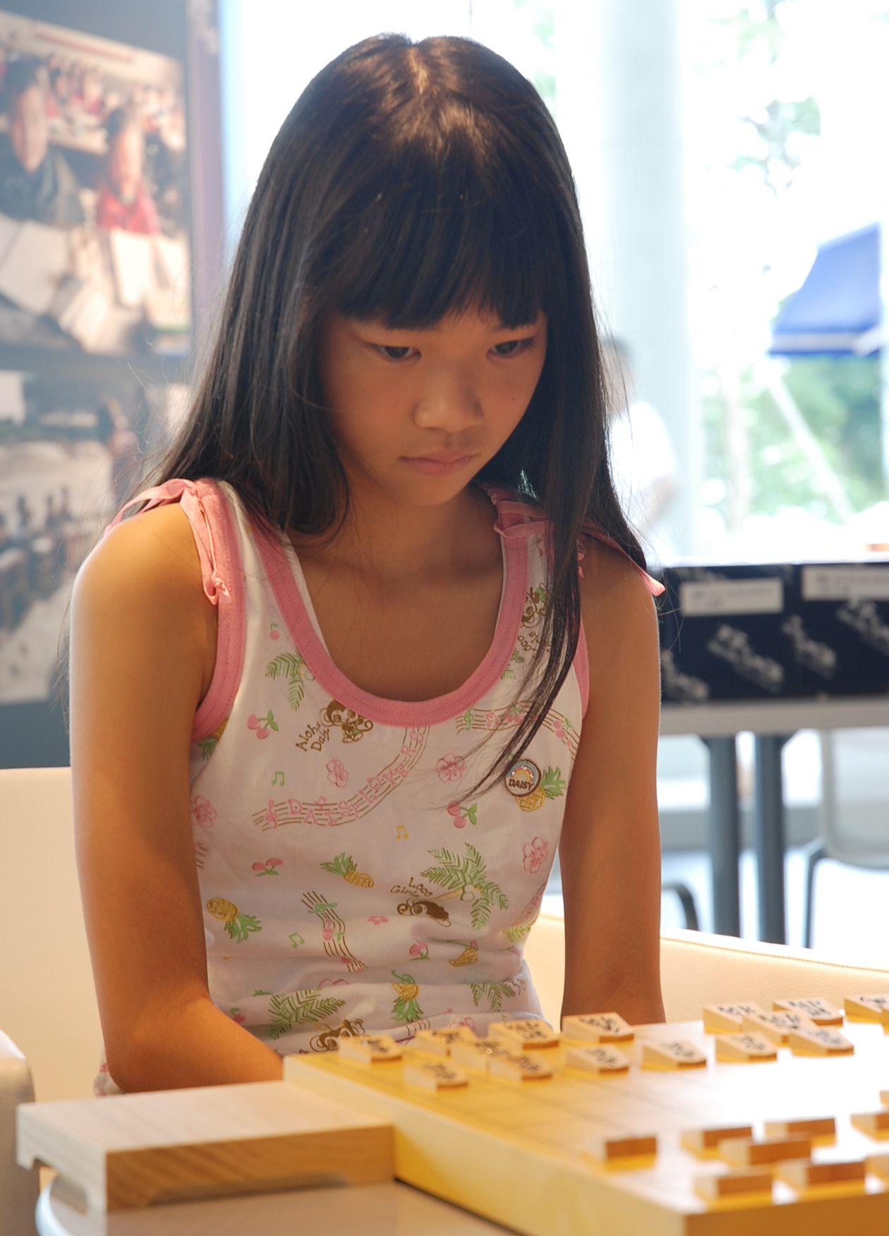 第2回小学生女流将棋名人戦99全国大会图片